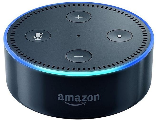 Amazon Echo Dot (2nd gerenation)