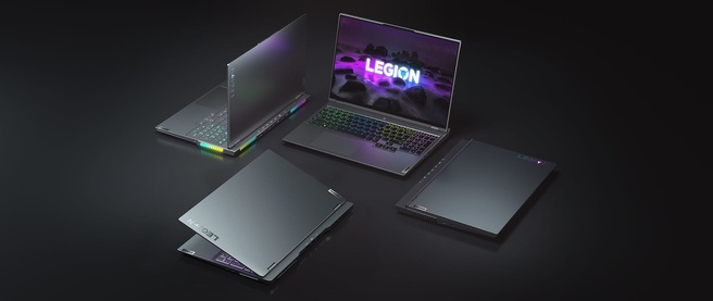 Lenovo Legion-gamelaptops 2021