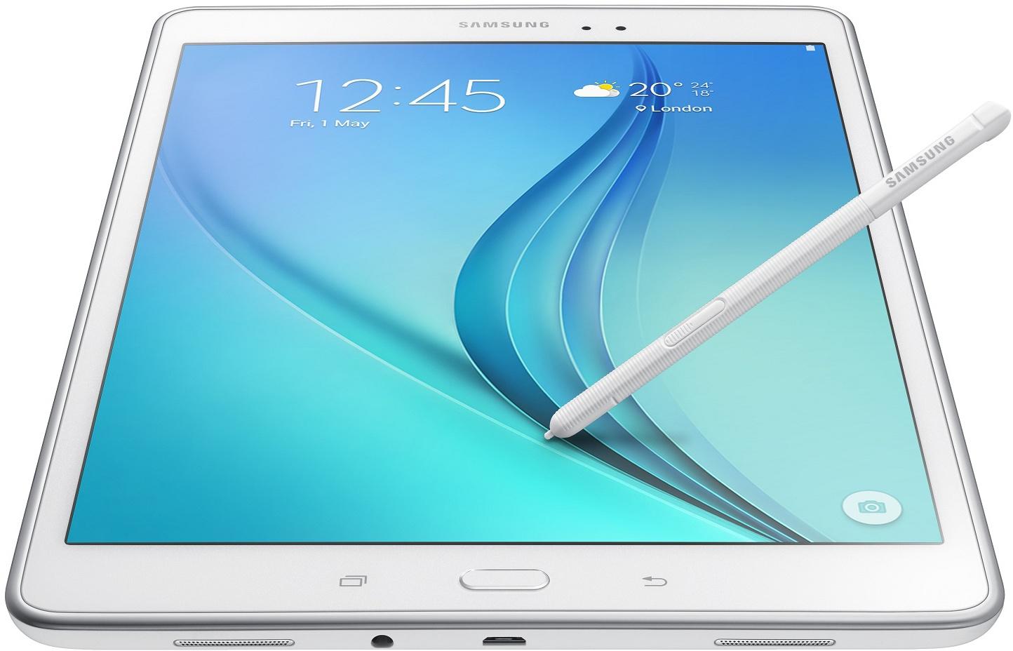 Samsung Galaxy Tab A 4G Wit - Specificaties - Tweakers