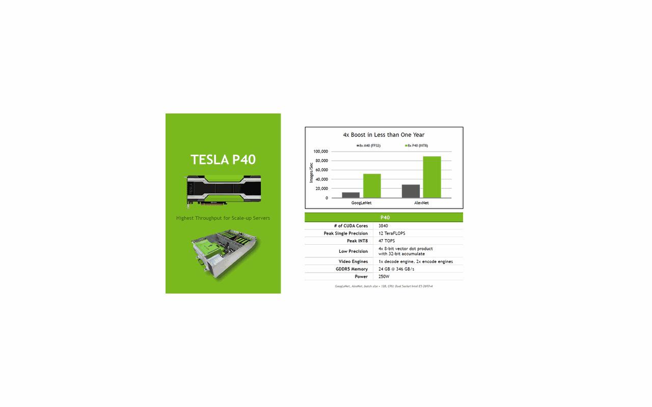 Tesla P40 P4