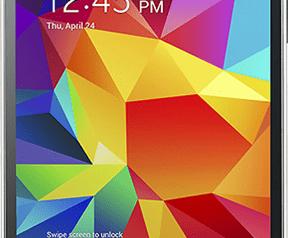 """Render Samsung Galaxy Tab 4 7"""" (Bron: @evleaks)"""
