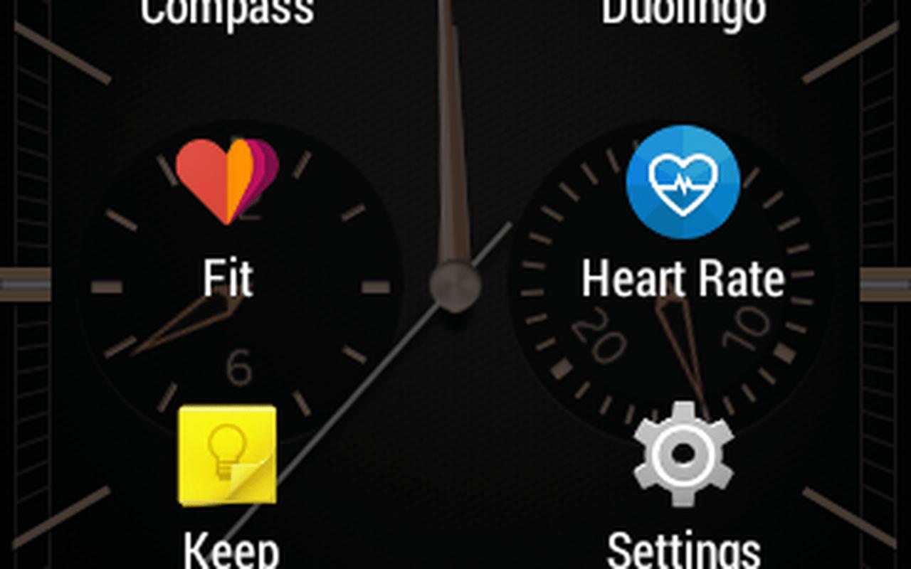 Samsung Gear Live - screenshots