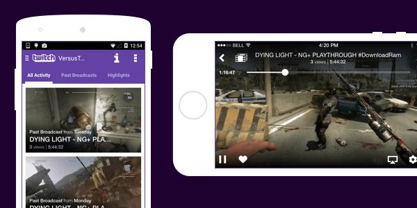 Twitch-app