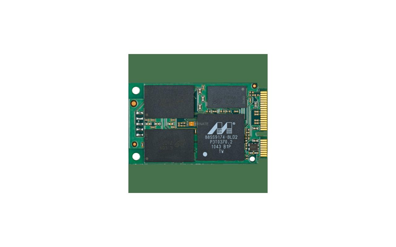 Crucial m4 Series - Solid state drive - 128 GB - intern - mSATA -