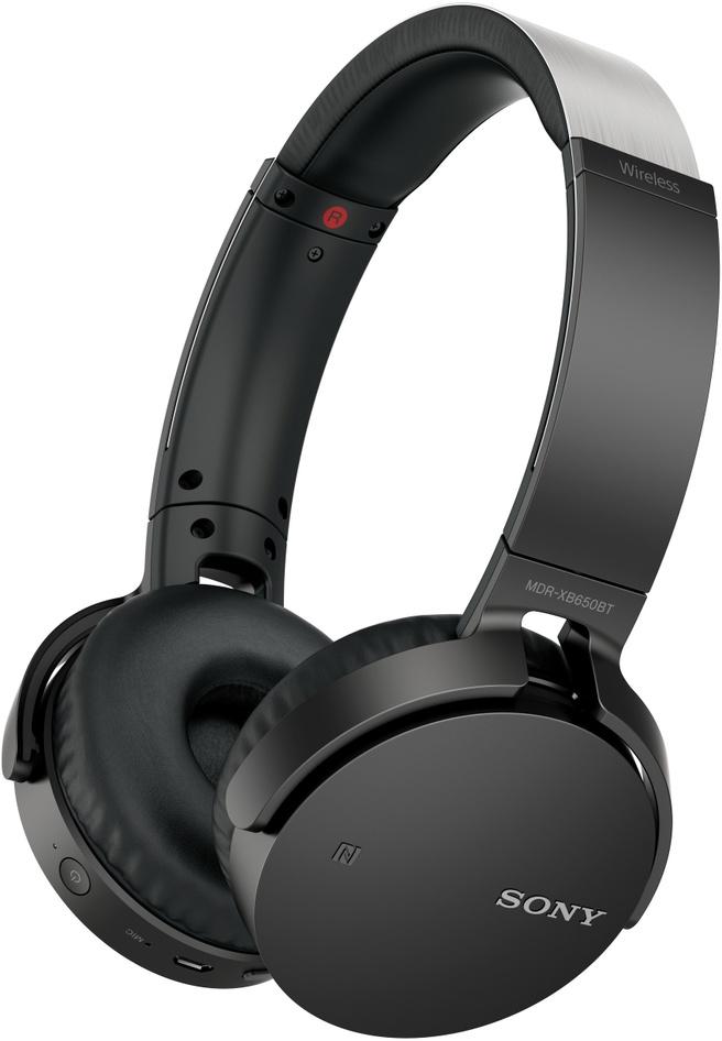 Sony MDR-XB650BT (Zwart)