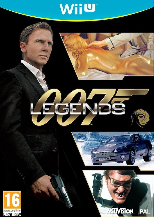 007 James Bond Legends Wii U