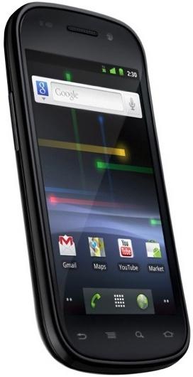 Google Nexus S  i9023  Zwart