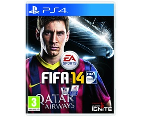 FIFA 14, Playstation 4