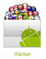 Android Market - nieuwe landen