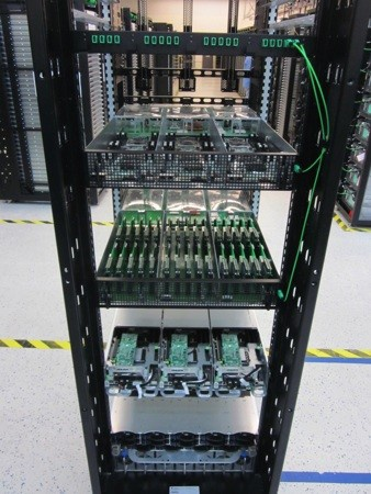Intel Future Data Center Rack Technologies
