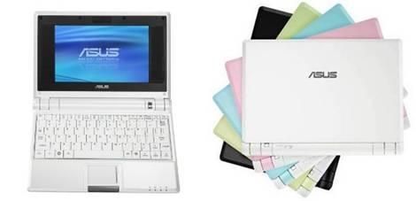 Asus EEE PC 701/Surf-serie