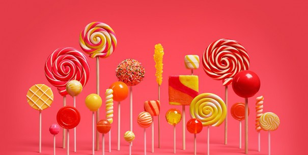 Lollipop sony update