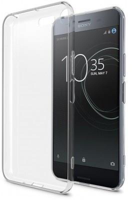 qMust Sony Xperia XZs Flexibel Hoesje Transparant