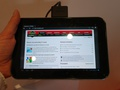 Toshiba AT470 tablet