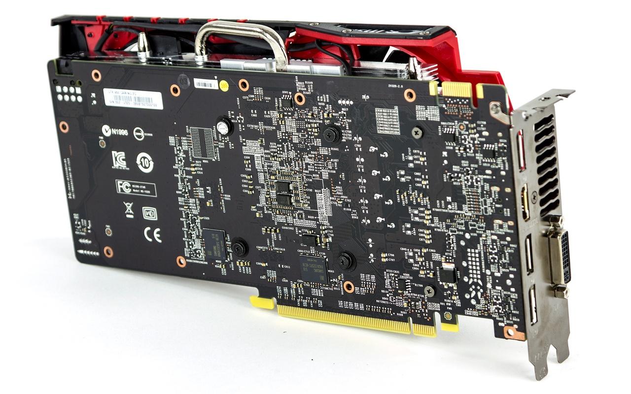 MSI GTX 950 GAMING 2G