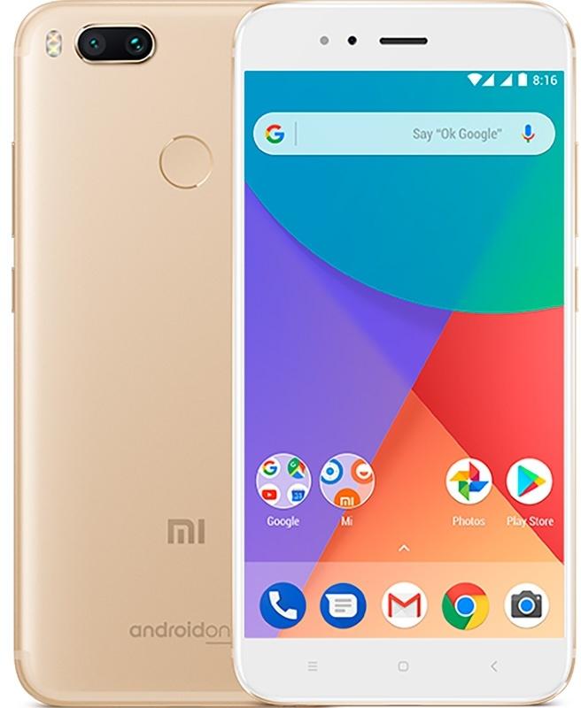 Xiaomi Mi A1 Goud