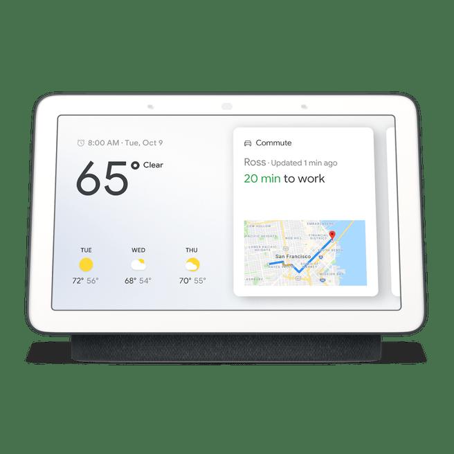 Google Home Hub - Charcoal