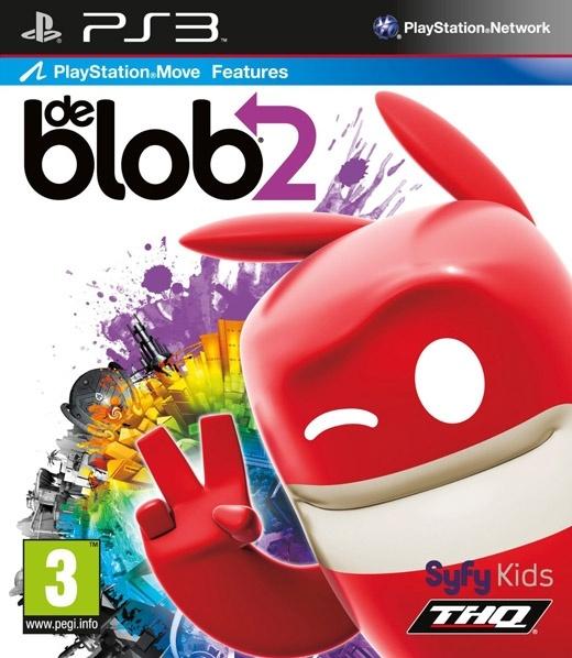 Packshot voor de Blob 2: The Underground