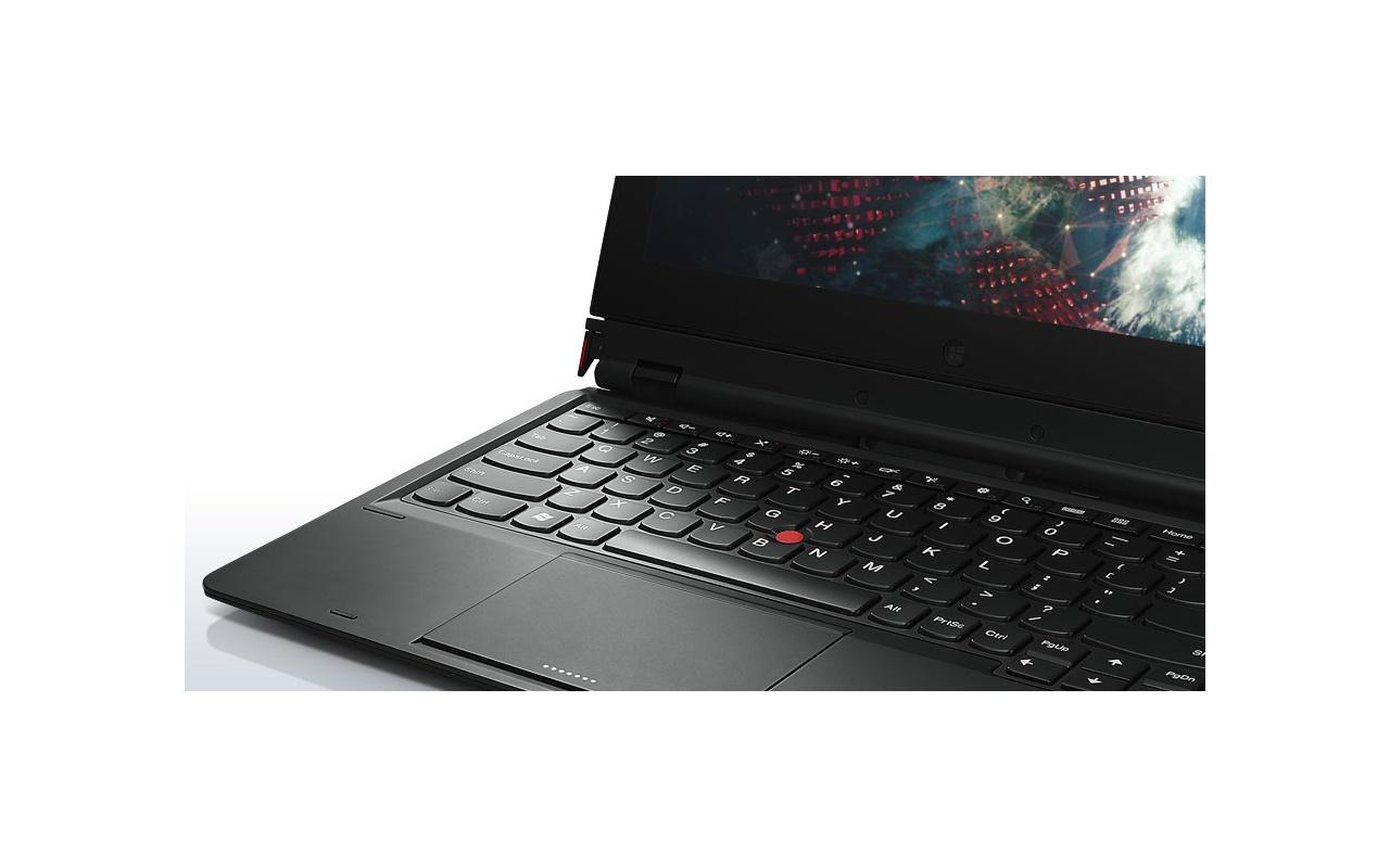 Lenovo ThinkPad Helix (N3Z6DMB, Belgisch model) Zwart