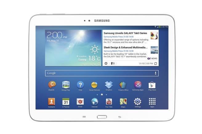 """Samsung Galaxy Tab 3 10"""""""