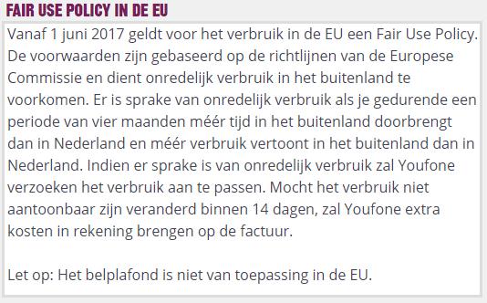 Youfone EU Info