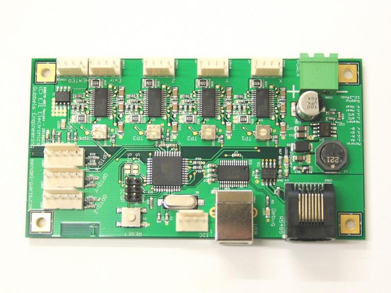 Generation 6 electronics (mendel-parts.com)