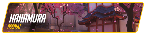 Hanamura - Assault map