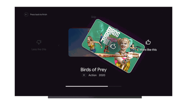 Android TV 2021