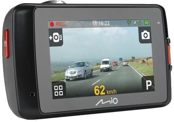 Mio MiVue 658 Touch Super HD DashCam Zwart