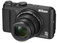Nikon Coolpix S9900 Zwart