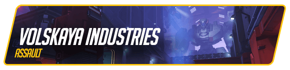 Volskaya Industries - Assault map