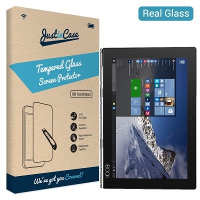 Just In Case Lenovo Tab 3 8 Inch Tempered Glass Arc Edge