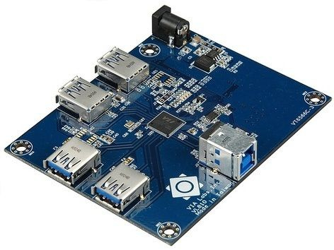 VIA VL810 USB 3.0 Hub Controller