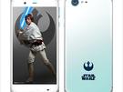 Star Wars-telefoons van Sharp