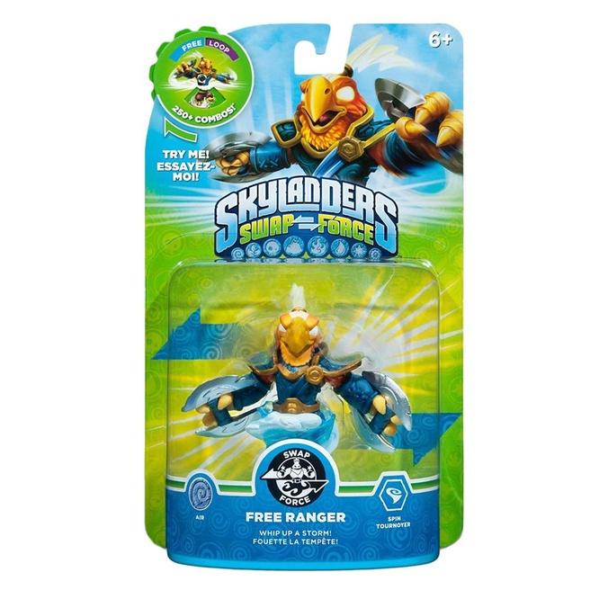 Skylanders Swap Force Free Ranger, Nintendo 3DS, PlayStation 3, PlayStation 4, Wii, Wii U, Xbox 360, Xbox One