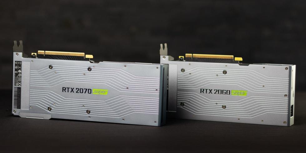 Nvidia GeForce RTX 2070 en 2060 Super Review