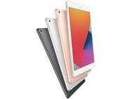 Apple iPad (2020) Wi-Fi 32GB Zilver