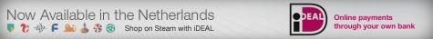 Steam iDeal banner