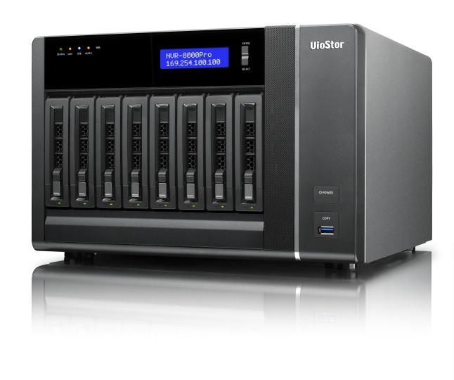 QNAP Surveillance VS-8132 Pro+