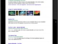 Tablet layout voor Google Search
