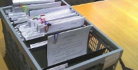 Documenten. Foto: ifindkarma/Flickr