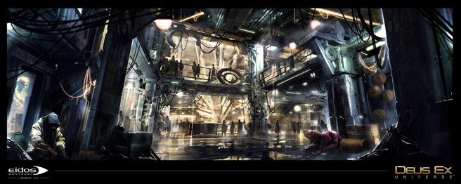 Deus Ex: Universe