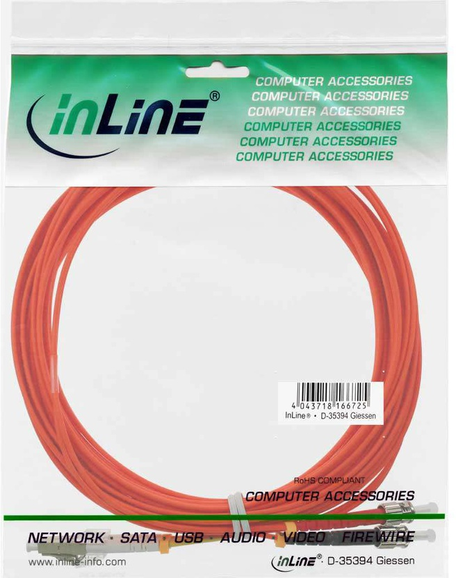 InLine LC/ST, 25 m