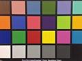 Kleurenkaart - iPad 3