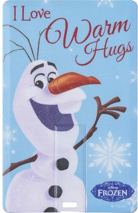 Tribe Frozen Iconic Card - Olaf 8GB