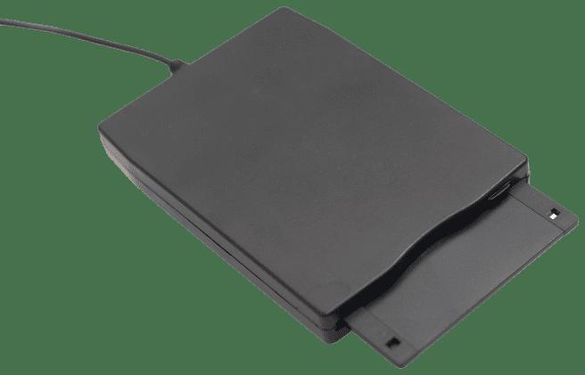 Een usb-diskettestation werkt vaak niet meer onder Windows 10