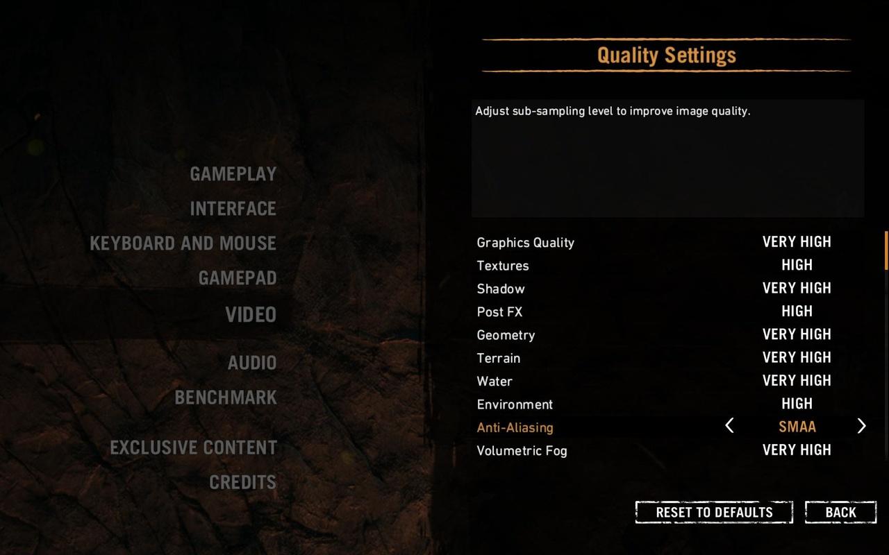 Far Cry Primal grafische instellingen