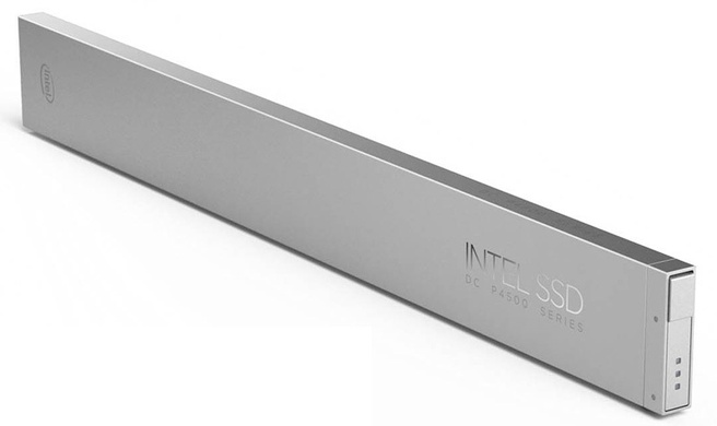 Intel ruler-ssd