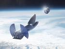 Conceptafbeeldingen van SpaceX's zijn BFR
