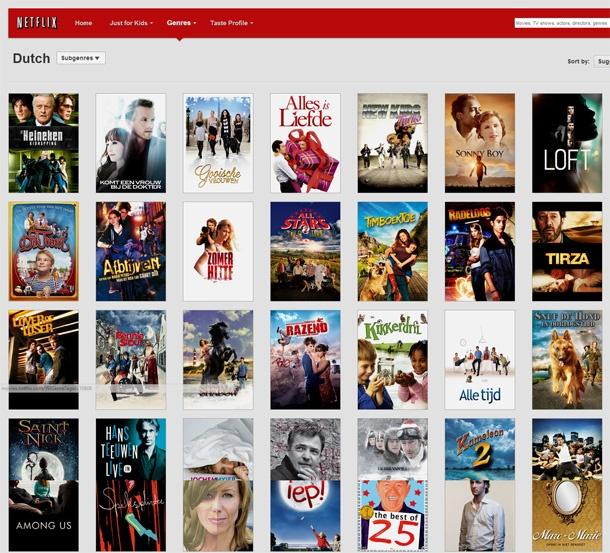 Netflix Nederland
